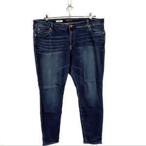 Kut From the Kloth Toothpick Skinny High Rise Jean